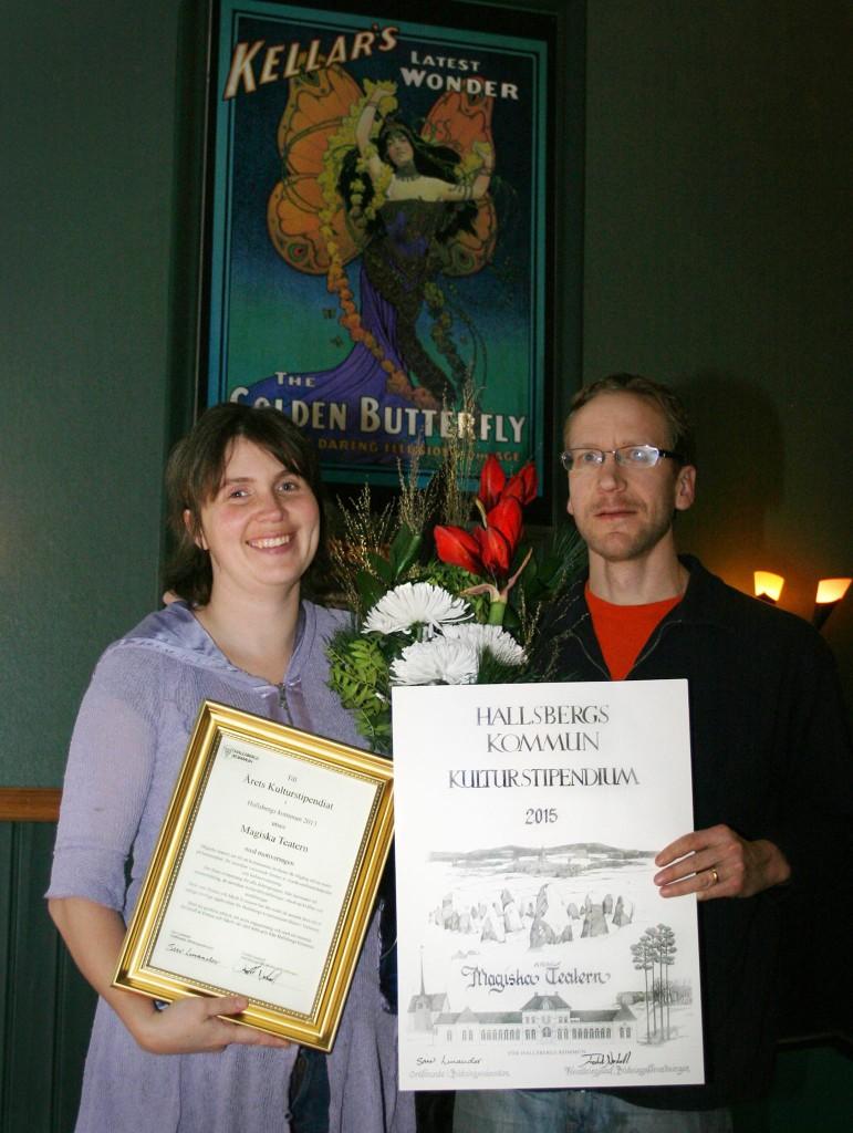 Emma och Jakob Svensson Foto: Arne Svensson